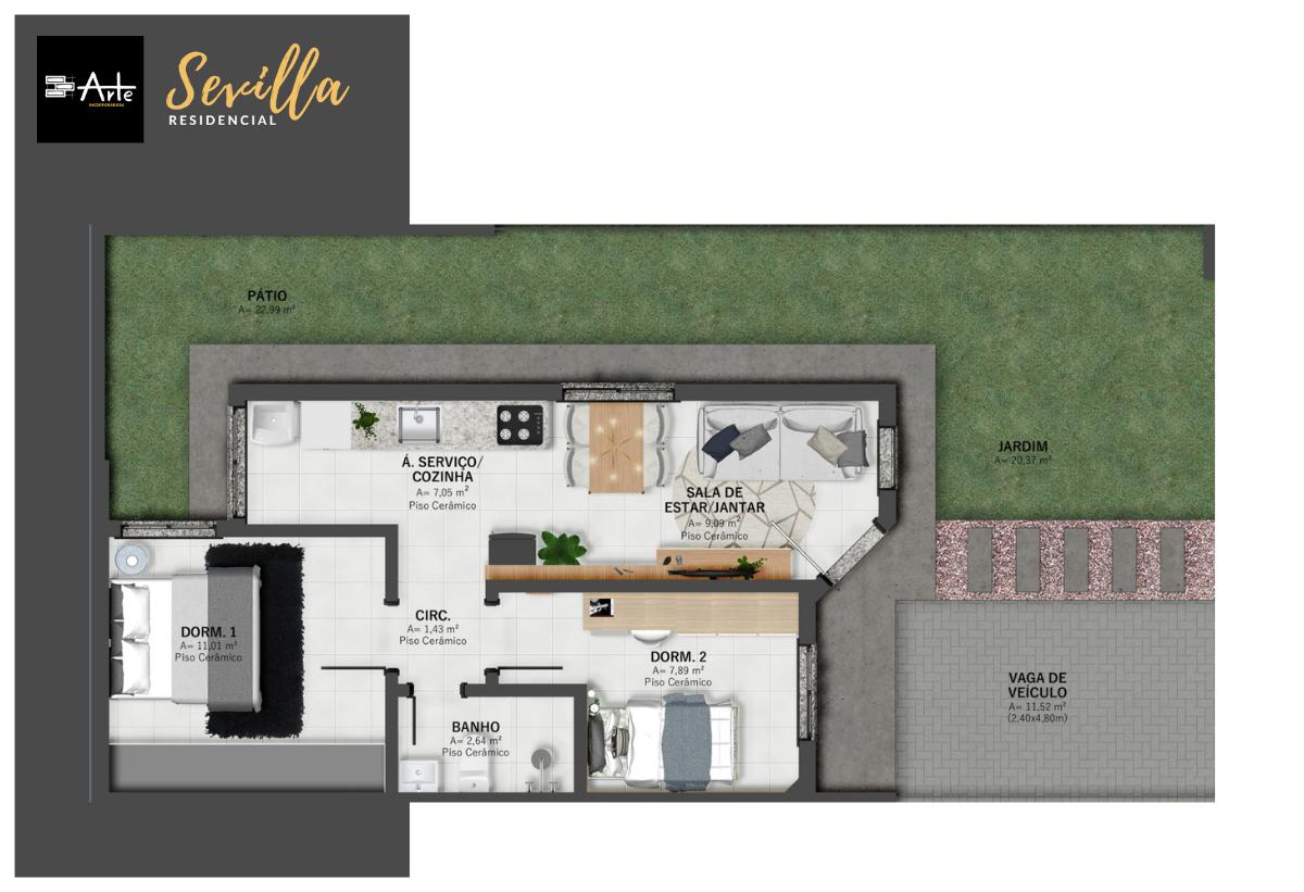 Residencial Sevilla